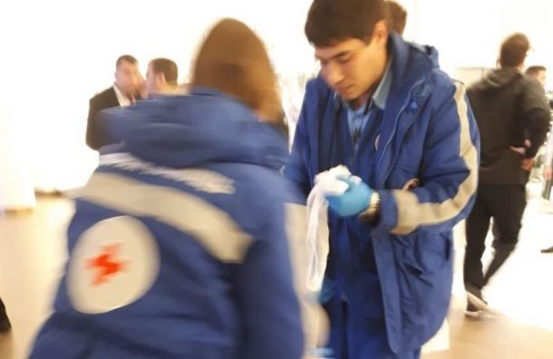 Полиция расследует избиение посетителей ТРЦ «Галерея»