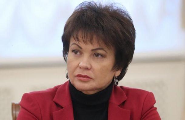 Совершаева официально стала заместителем полпреда в СЗФО