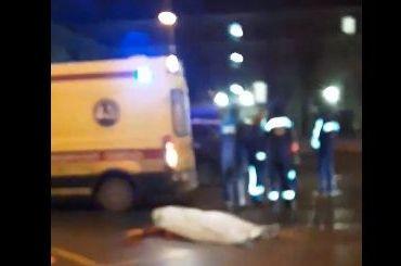 На Литейном насмерть сбили пешехода