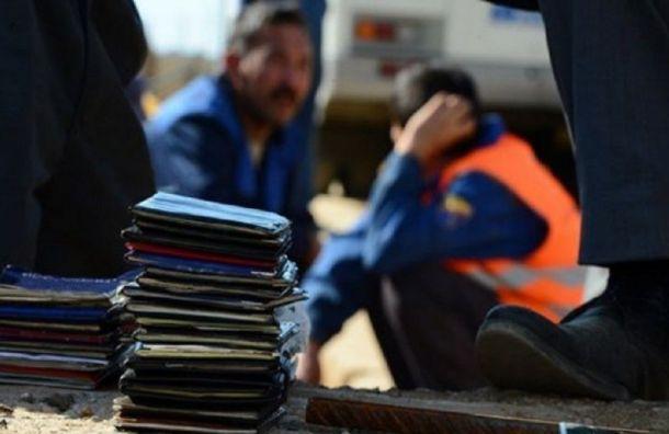 Житель Петербурга незаконно прописал у себя 126 мигрантов