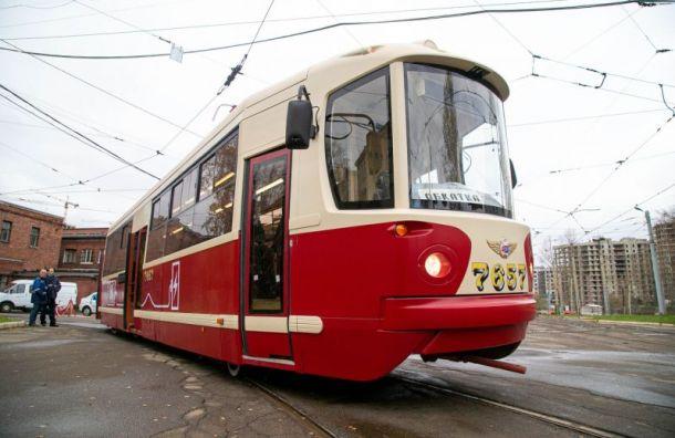 Трамваи начнут ходить по ул. Савушкина с 15 декабря