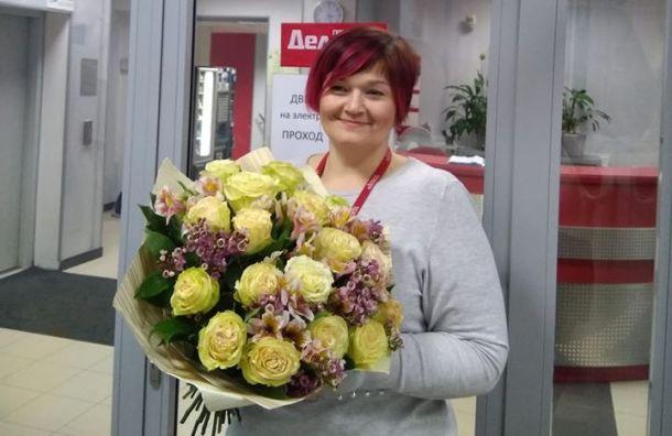 Пресс-секретарем комитета по строительству стала Наталья Бурковская
