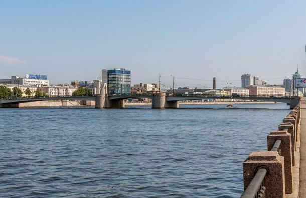Гренадерский мост в Санкт-Петербурге разведут в ночь на пятницу