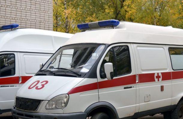 Водитель ВАЗ совершил наезд на пенсионерку на Наставников и скрылся