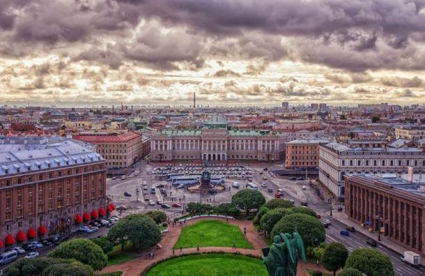 Гидрометцентр заявил о повышении уровня погодной опасности в Санкт-Петербурге