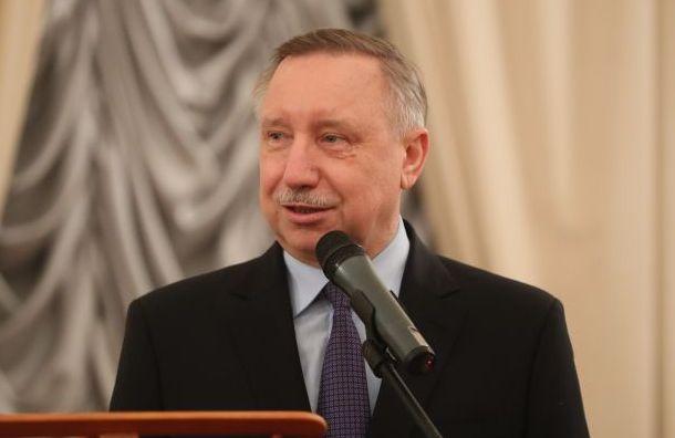 Беглов назвал Санкт-Петербург консульской столицей России