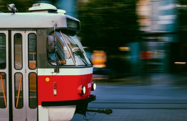 Первый в России водородный трамвай прокатится по Петербургу