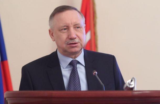 Путин включил Беглова в состав Совета Безопасности