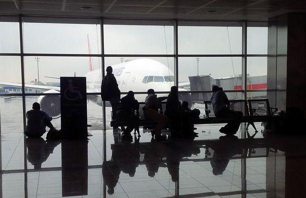 Семь рейсов не могут вылететь из аэропорта Пулково