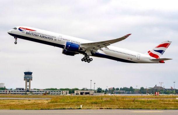 British Airways отменила почти 100 рейсов из-за сбоя