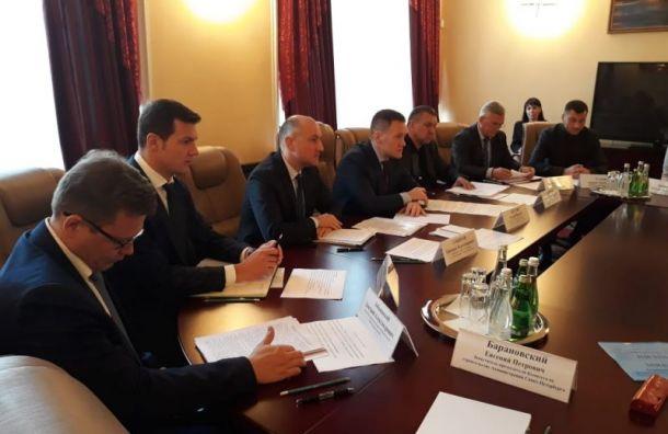 Начальник ГУ МВД встретился с обманутыми дольщиками Санкт-Петербурга