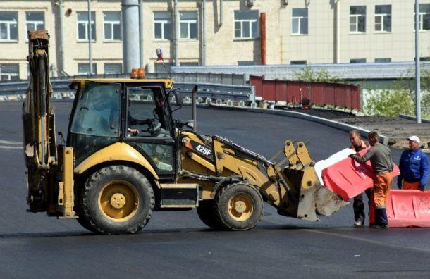 Участок Витебского проспекта в Шушарах закроют на ремонт