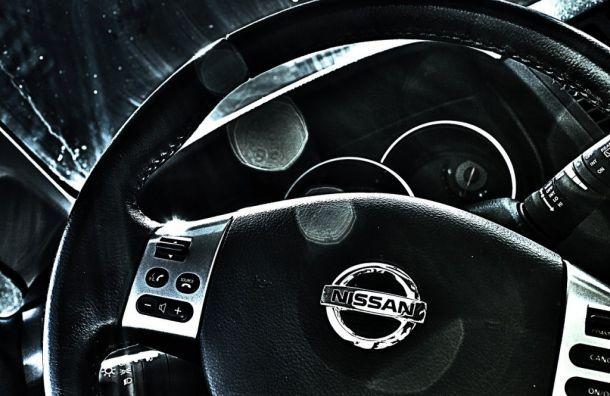 Завод Nissan в Санкт-Петербурге продлил остановку производства до 30 апреля