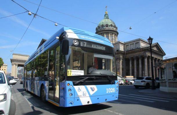 Горэлектротранс закупит в лизинг 40 троллейбусов