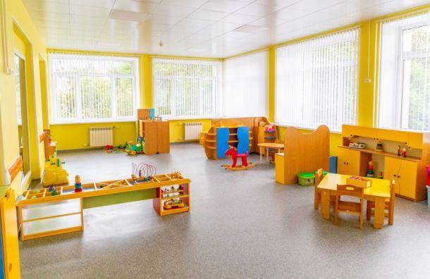 Реабилитационный центр для детей откроется в Санкт-Петербурге осенью