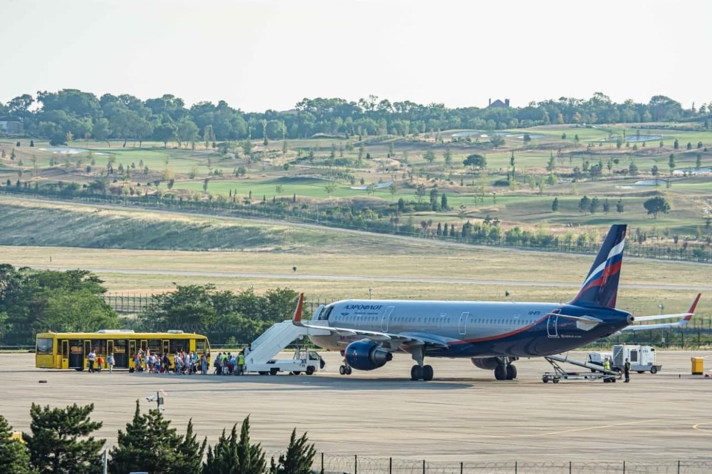 Летом «Аэрофлот» откроет прямые рейсы Петербург — Геленджик