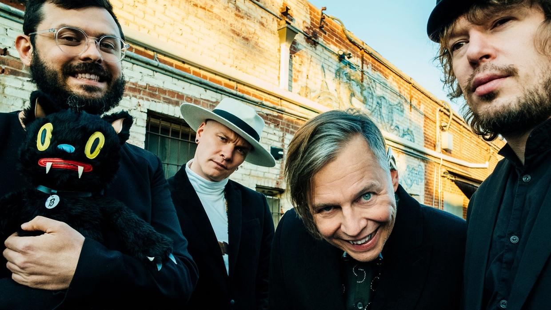 В Петербурге отменили концерт группы «Мумий Тролль»