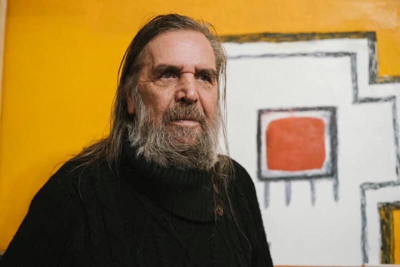 В Петербурге от коронавируса умер художник из Русского музея Борис Кошелохов