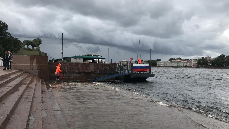 В Ленобласти во вторник переменная облачность принесет дожди