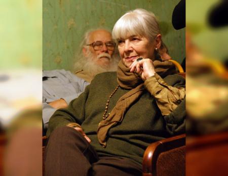Беглов поздравил с юбилеем старейшую сотрудницу Эрмитажа