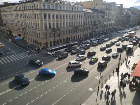 Путевки с туристическим кешбэком россияне чаще всего покупают в Петербург