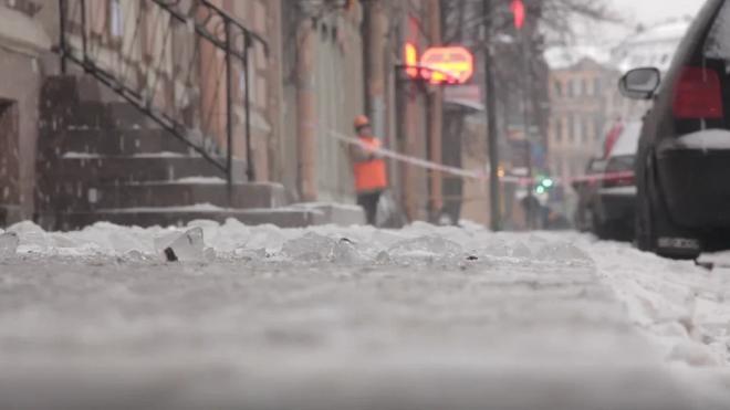 На выходных в Петербурге похолодает до -12 градусов