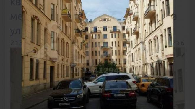 В Петербурге за 200 млн рублей продают квартиру Сергея Довлатова