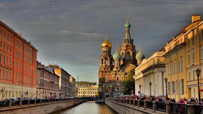 Петербург в тройке по популярности