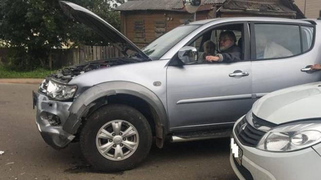 Александр Ширвиндт стал участником ДТП в Новгородской области
