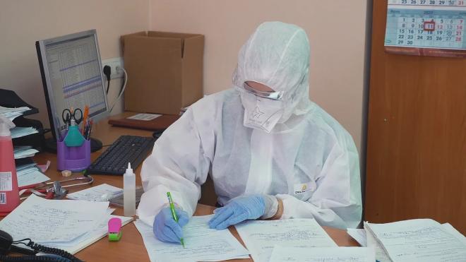 В Ленобласти 14 февраля выявили 190 новых случаев коронавируса
