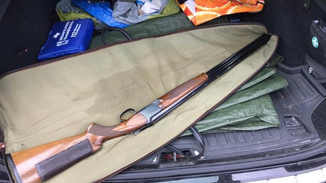 Россиянка незаконно пыталась перевезти через границу под Выборгом оружие