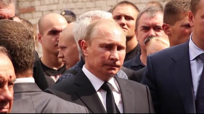 Владимир Путин 27 и 28 апреля посетит Петербург