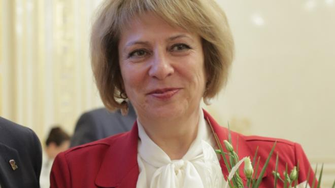 Ирина Асланян уволилась из комитета по образованию Петербурга