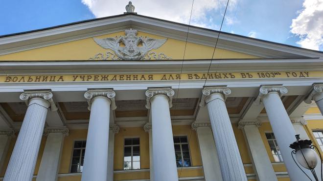 Новым главврачом Мариинской больницы станет военный медик Анатолий Завражнов