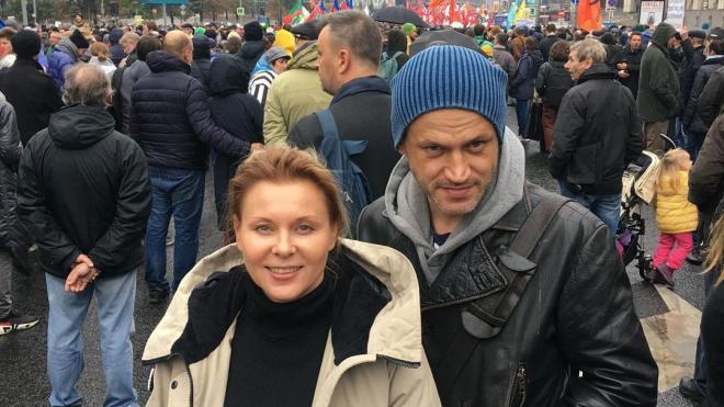 Яна Троянова и Василий Сигарев расстались после 11 лет брака