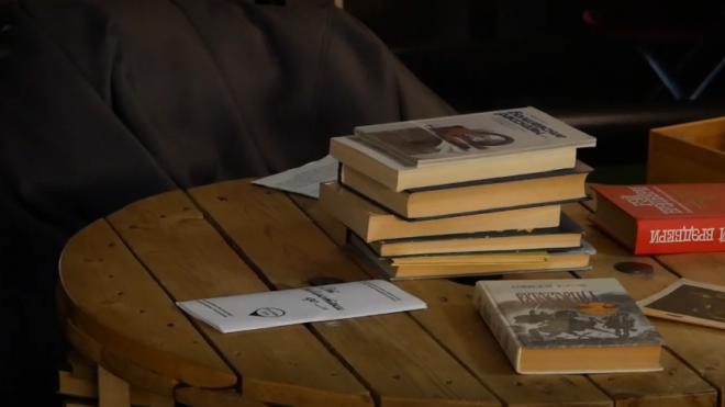 Писатели дали петербуржцам