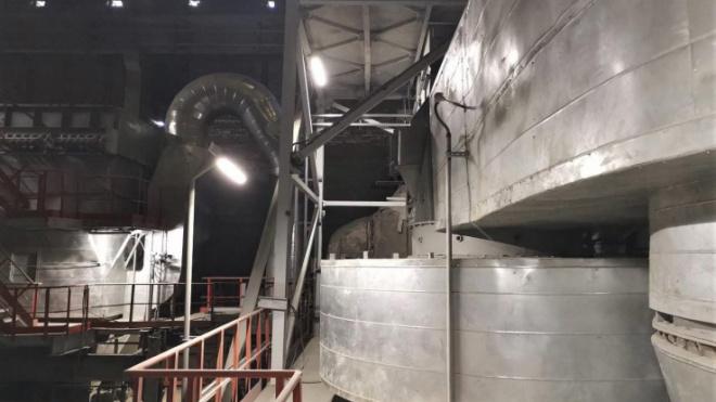 Цементный завод в Пикалево завершил модернизацию за 350 миллионов рублей