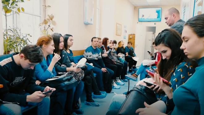 До конца года все петербургские поликлиники станут