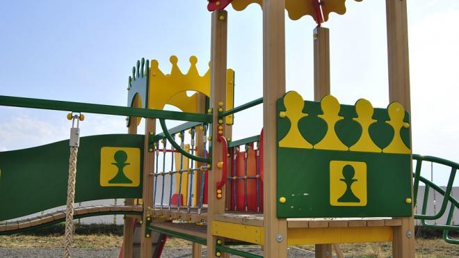 Трехлетний мальчик потерял сознание на детской площадке в Купчино
