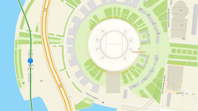 На картах Петербурга уже переименовали станцию