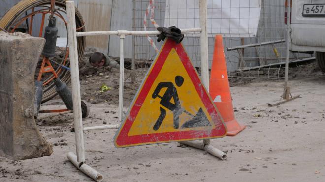 В Петербурге начинается ремонт участка Малоохтинской набережной