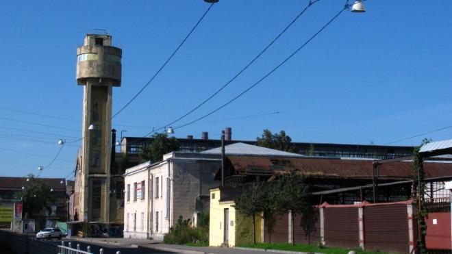 Setl Group отреставрирует Канатный цех с водонапорной башней