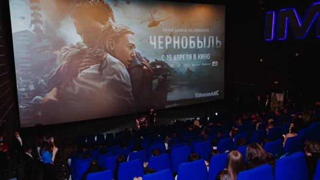 Данила Козловский представил в Петербург свой фильм «Чернобыль»