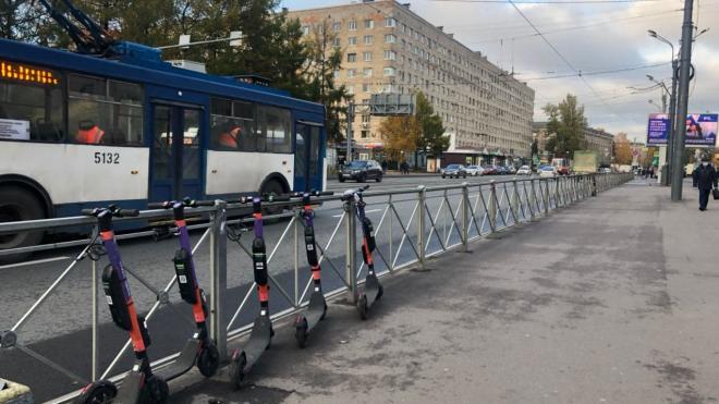 Петербург передаст Петрозаводску 17 троллейбусов