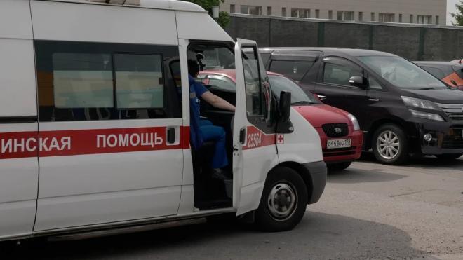 Четыре человека пострадали в ДТП с иномаркой и автобусом на Астрономической