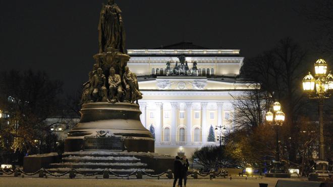 В Петербурге 12 января ожидаются мороз и ветер