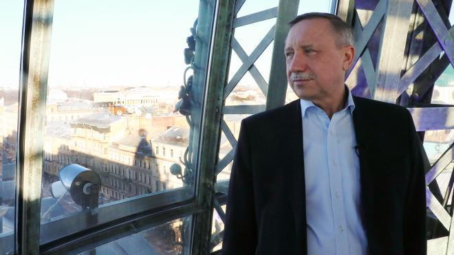 Беглов намерен усилить ограничительные меры на предприятиях Петербурга