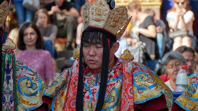 Лама петербургского дацана ушел из жизни в 41 год