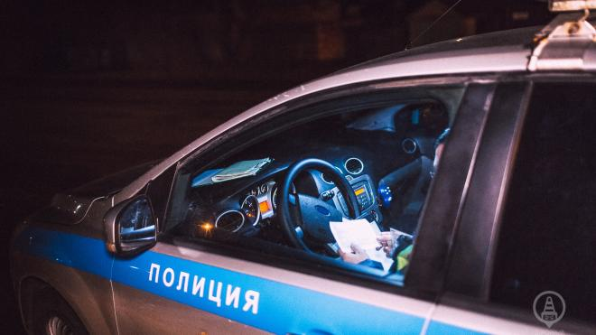 В опрокинувшейся иномарке в Зеленогорске пострадали два человека