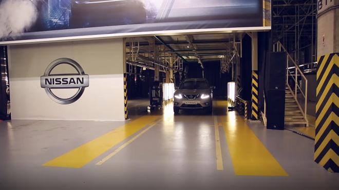 Петербургский завод Nissan приступил к работе после каникул